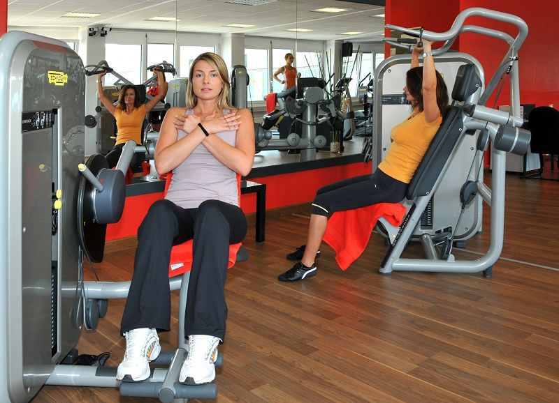 Fitnessstudio München Allach - Fitness & Training